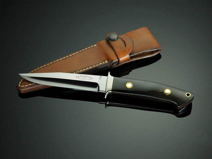Loveless Knife