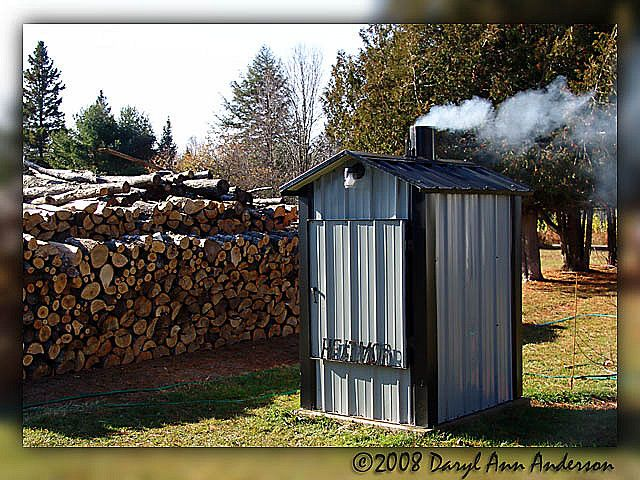 wood boilers for home heating outdoor | 6586 The New Heatmor Outdoor Wood Furnace!
