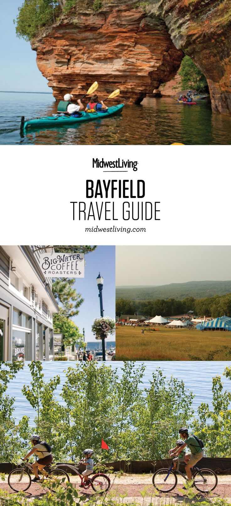 The gateway to the Apostle Islands offers walking and biking tours, sailing outfitters and great ice cream. Check out our trip guide for what to do, where to eat and where to stay on Bayfield.