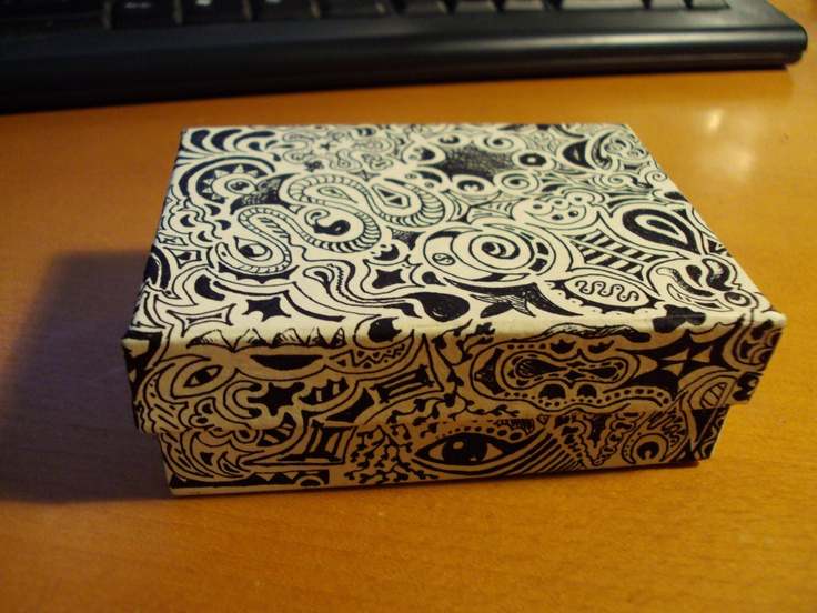 Mystery Box...!