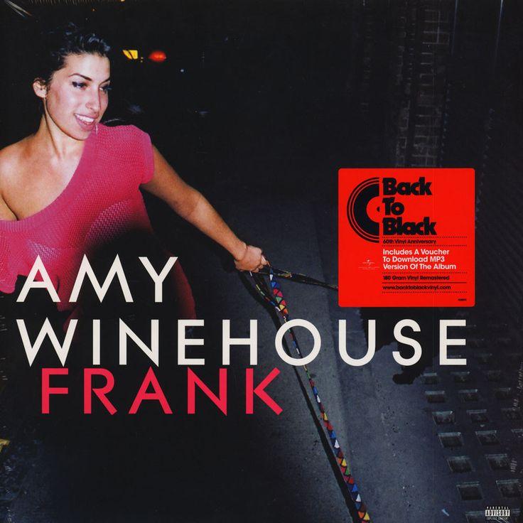 Amy Winehouse - Frank - Vinyl --- 18€ bei hsv.de   LP - 2008 - EU - Reissue kaufen im Online Music Store von hhv.de - Neuheiten & Topseller auf Vinyl, CD & Tape - Versandkostenfrei bestellen ab 80€!