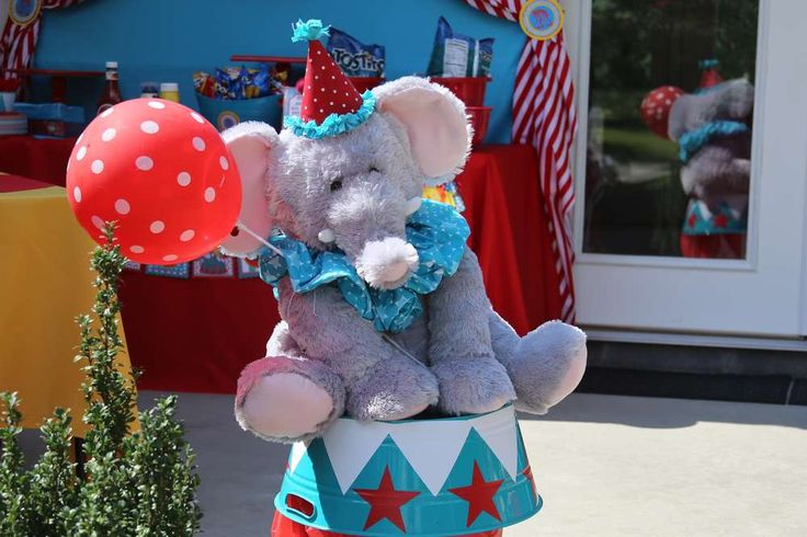 Welcome to Ryker's Circus | CatchMyParty.com
