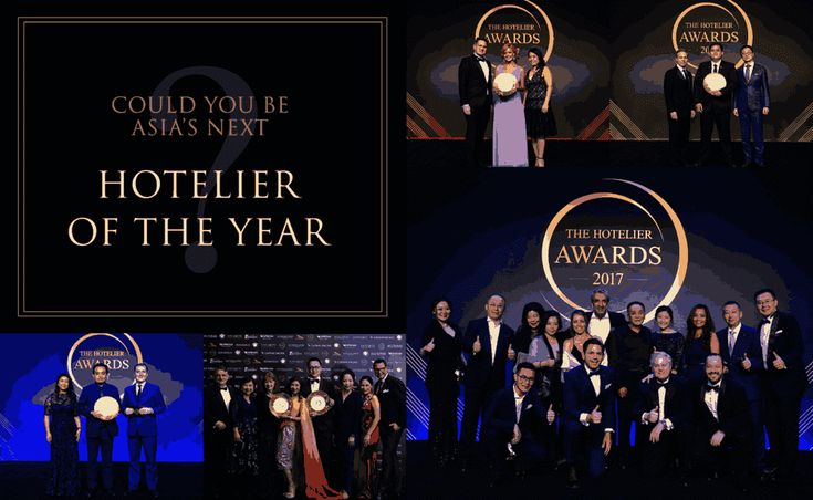 THE HOTELIER AWARDS ASIA 2018 - Hotelier Indonesia Events