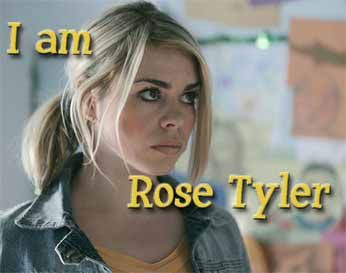 Which Doctor Who companion are you? Rose Tyler! AWESOME!! @Hannah Mestel Mestel McManus
