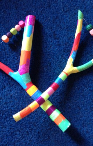 Make a Great Colorful Percussion Instrument | Guidecentral