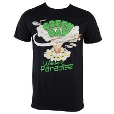 Herren T-Shirt  Green Day - Welcome To Paradise - ROCK OFF, ROCK OFF, Green Day