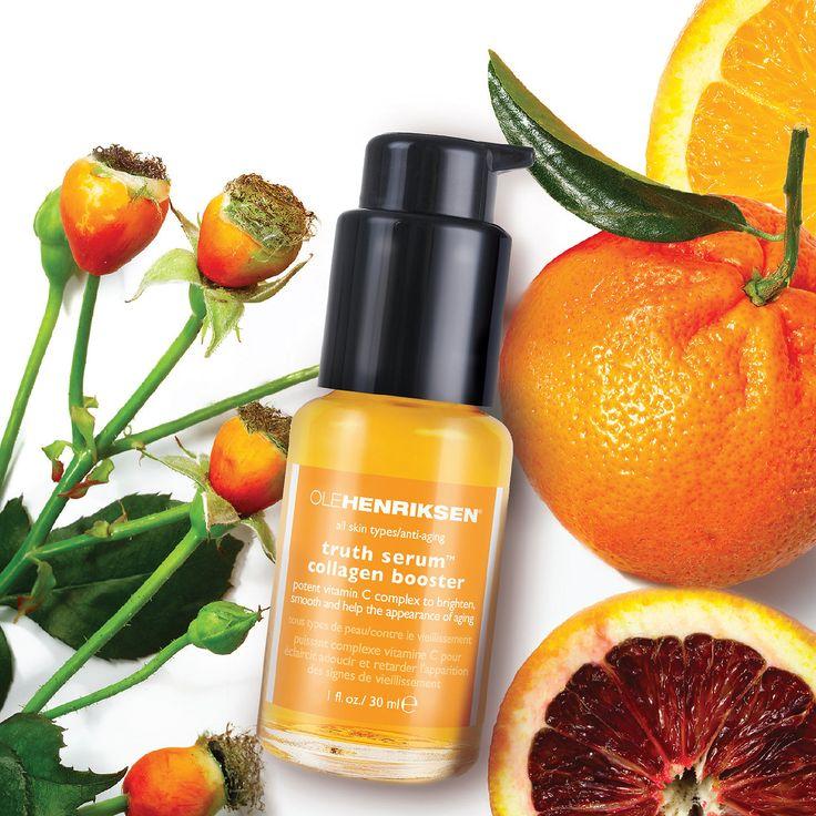 Shop Ole Henriksen's Truth Serum® Vitamin C Collagen Booster at Sephora. This antioxidant-rich brightening and nourishing serum contains vitamin C.