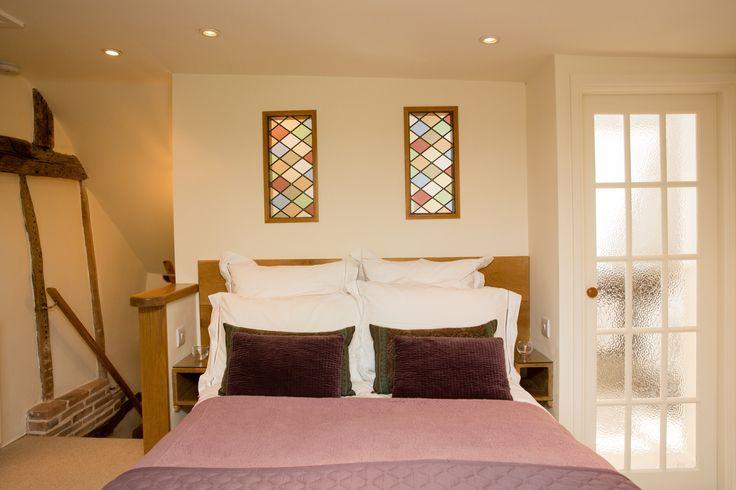 Primrose Cottage bedroom