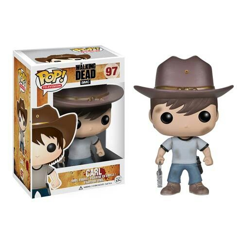 Carl - Walking Dead - Funko Pop! Vinyl Figure