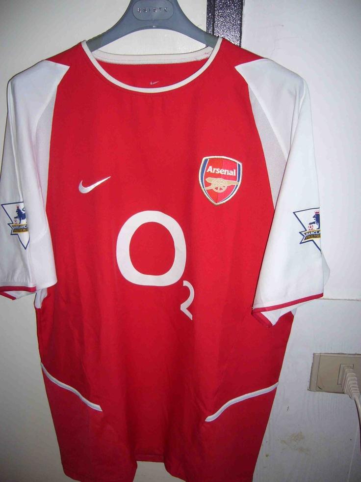 Arsenal Premier League (Henry)