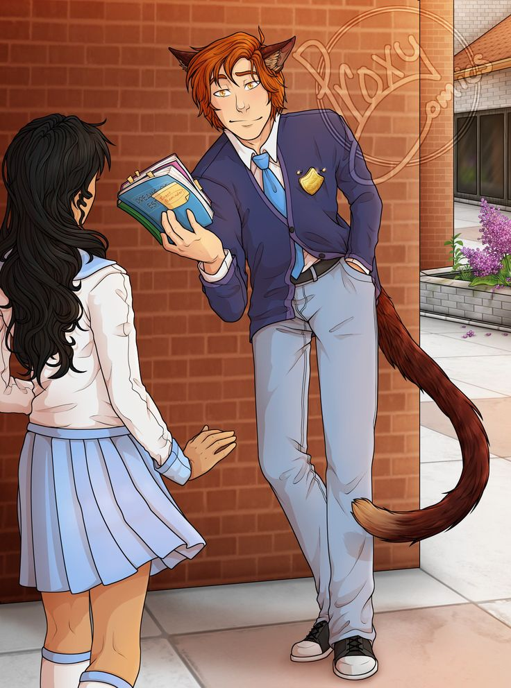 I Ship Aarmau in the other series but i Ship Kaimau in this series since Aargau doesn't happen until mystreet