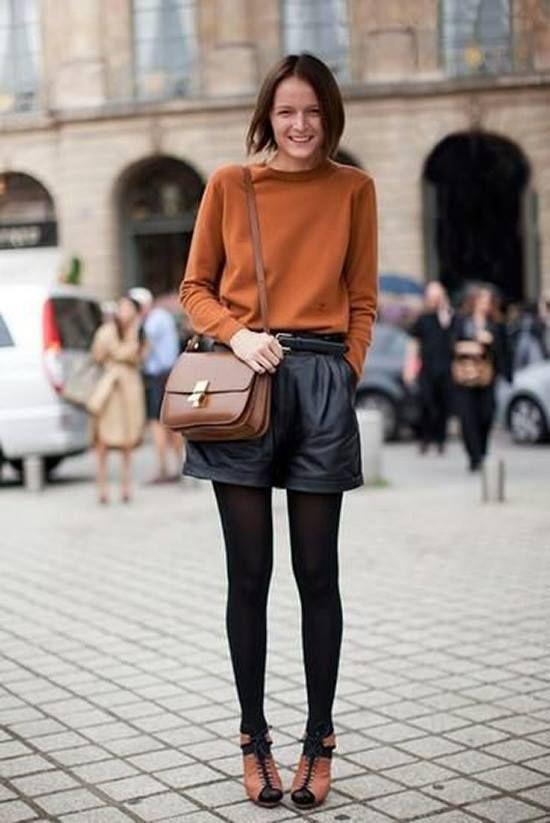 #3 Tema: Cómo vestir si eres muy alta. * Arma tu tenida con diferencia de colores en la parte superior e inferior. Este contraste va generar un corte y balance entre el largo del torso y piernas.