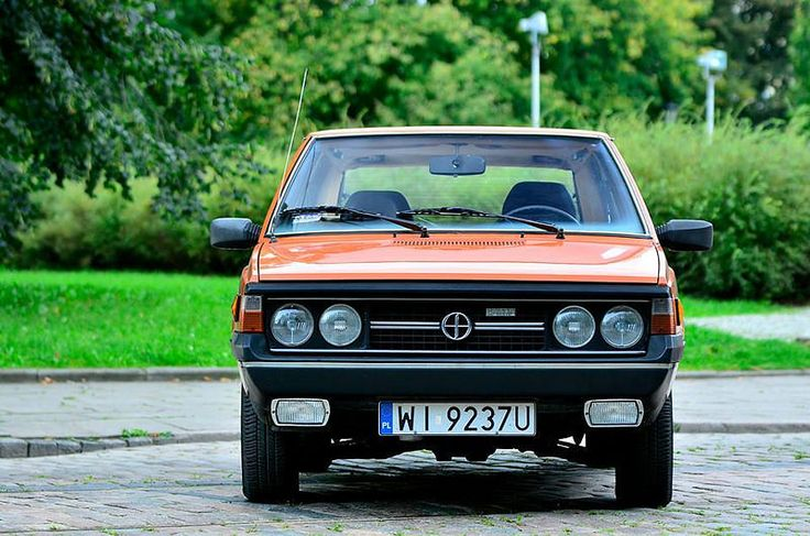 FSO Polonez in Poland