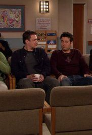 Himym Season 2 Episode 19. Ted changes Barney's bachelor party plans for Marshall at the last minute, so that it won't just consist of gambling and cheap strippers. And Robin gets Lily an inappropriate shower party gift.