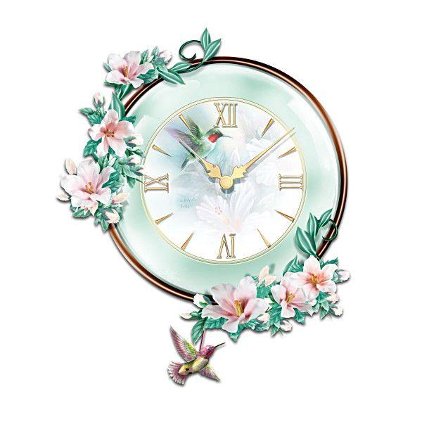 Timeless Garden Treasures Wall Clock Norma 39 S Home Decor