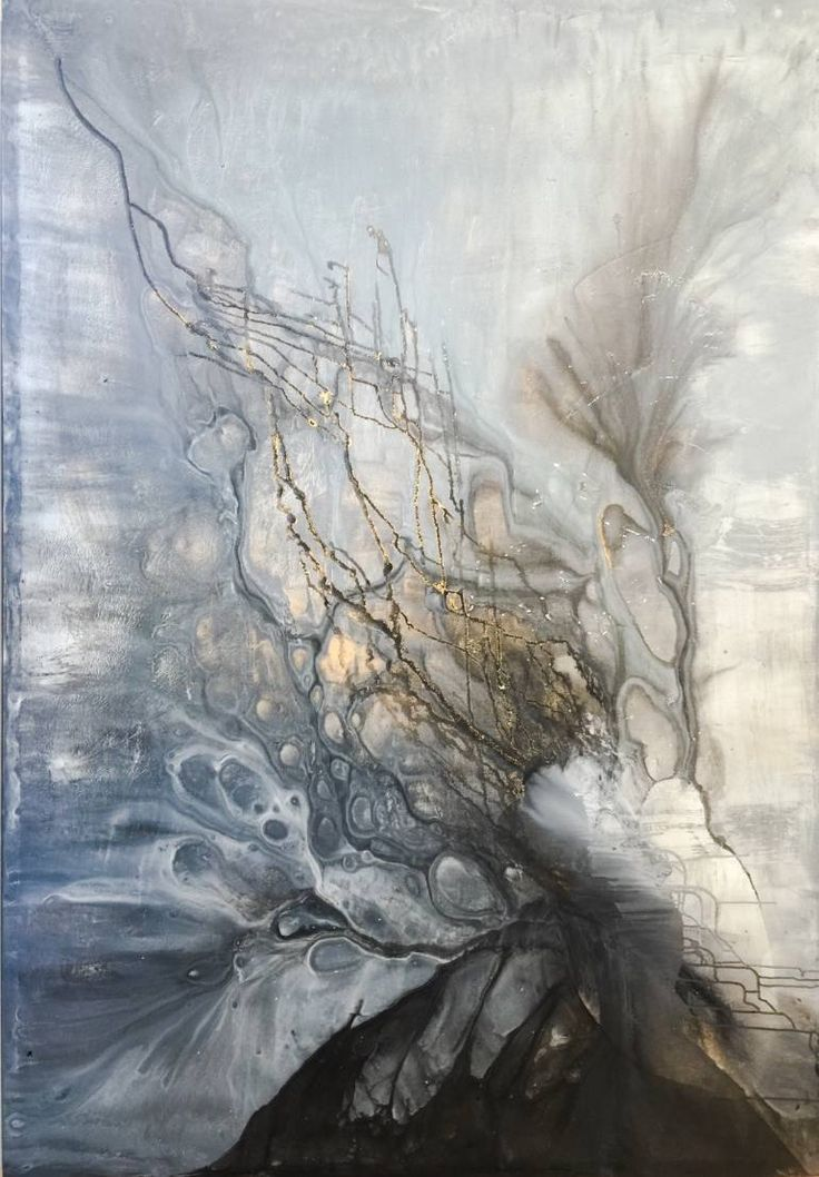 "Saatchi Art Artist Heather Offord; Painting, ""metamorphic 84x55in Huge!"" #art"
