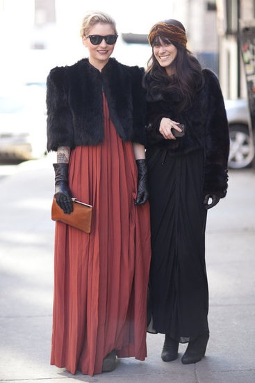 THE BLACKSHEEP: Packing and more New York Street Style