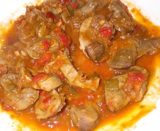 7 рецептов приготовления куриных желудочков