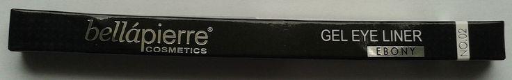 May's Ipsy Bag  NEW  BelláPierre Cosmetics Waterproof Mineral Gel Eyeliner Pencil