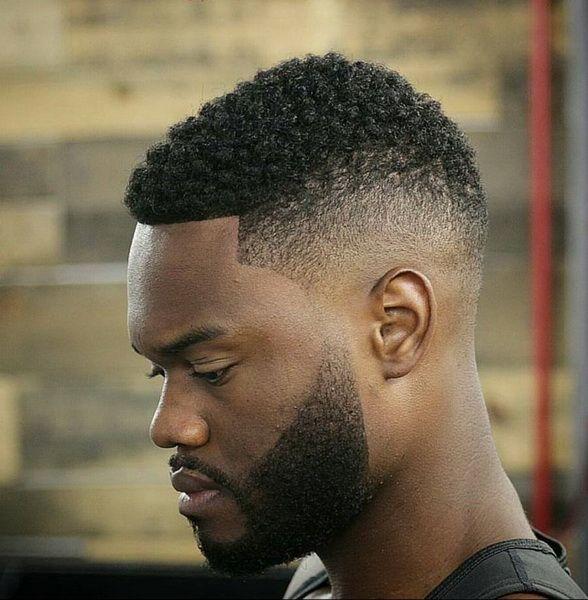 afro frisuren männer