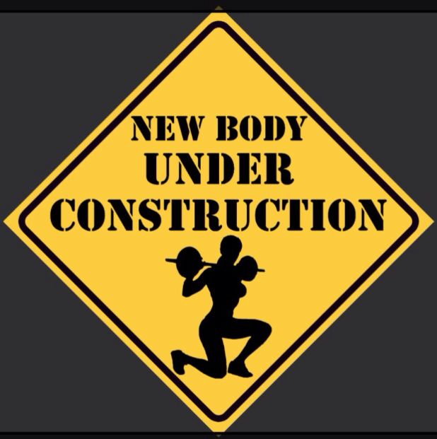 Body under construction, Construction signs and Under construction on ... Under Construction Signs