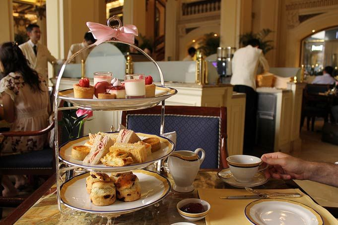 The World's Best High Teas - Lonely Planet
