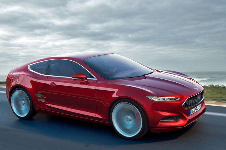 2014 Ford Capri | Die Vernunft kann sich mit größerer Wucht dem Bösen entgegenstellen ...