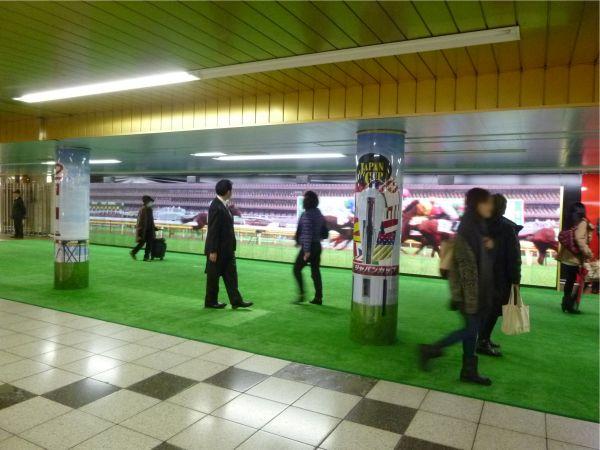 JRA・ジャパンカップ|新宿メトロスーパープレミアムセット 2012.11