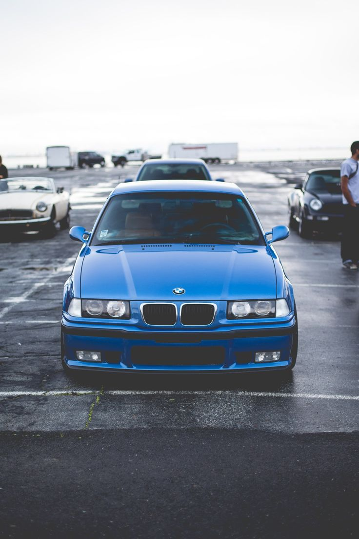 Early 2000 BMW E36