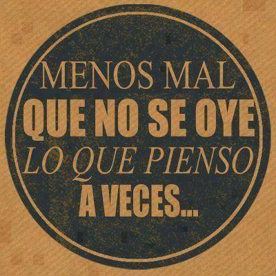 Que sino... (pineado por @PabloCoraje) #Citas #Frases #Quotes #Love #Amor