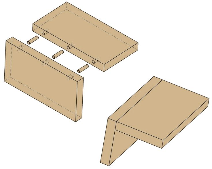 How To Build Drawers The Easy Way - IBUILDIT.CA