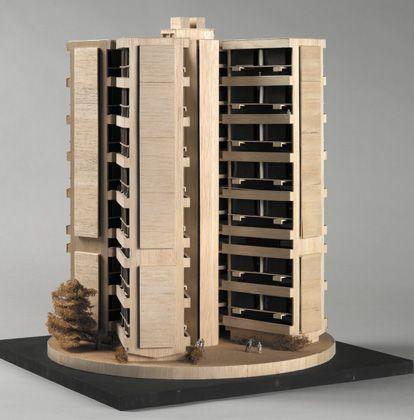 Keeling House  London, United Kingdom. 1957  Architect: Denys Lasdun