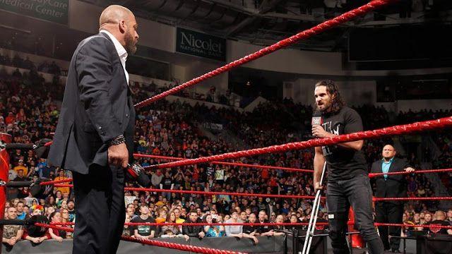 #WWE: Resultados de Monday Night Raw 27 de febrero de 2017