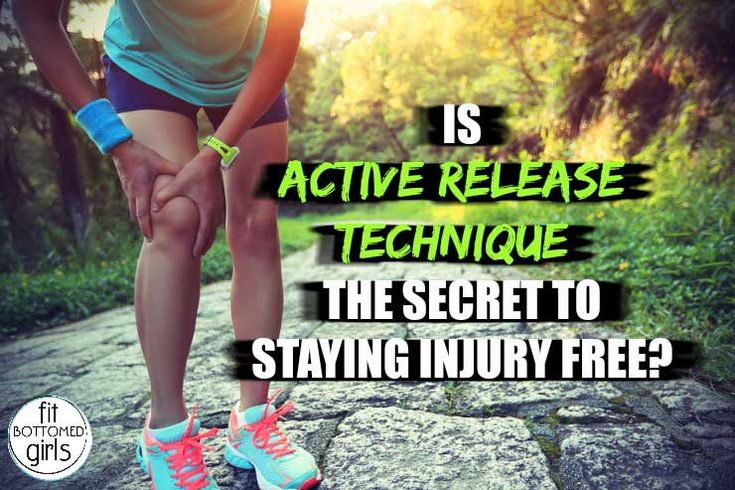 We won't sugar coat it. Active Release Technique hurts. Bad. But to stay injury free? So. Totally. Worth. It. | Fit Bottomed Girls
