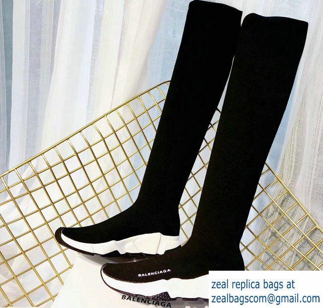 balenciaga long shoes