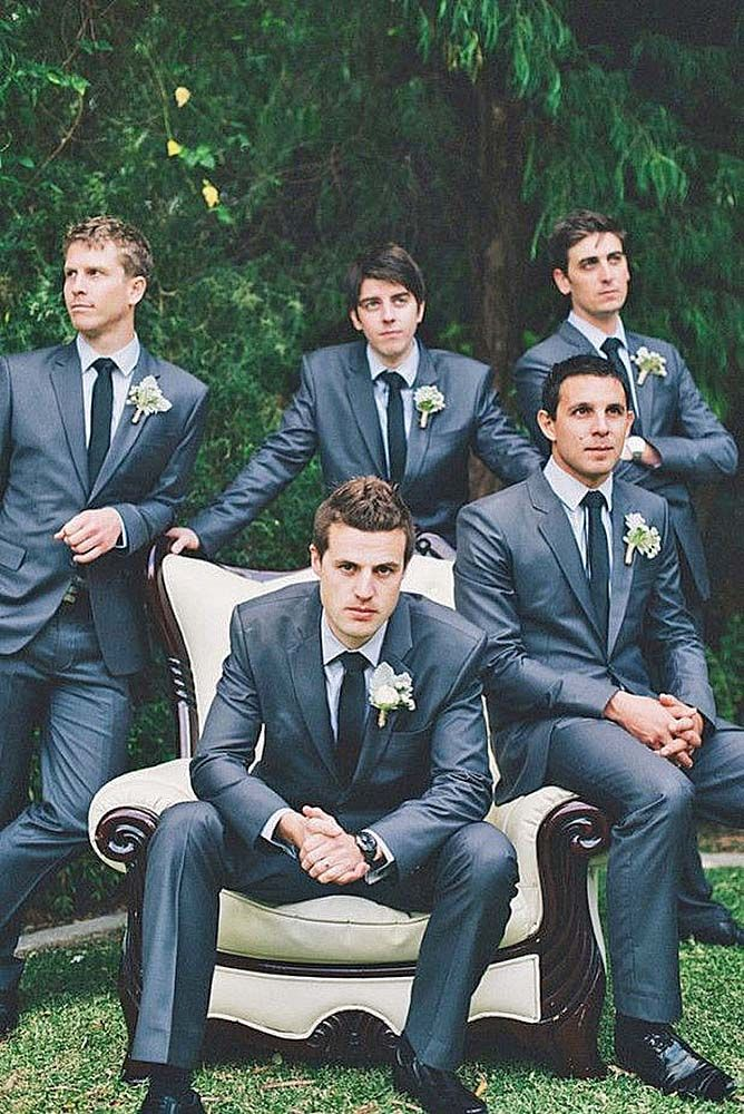 18 Awesome Groomsmen Photos You Can't Miss ❤ See more: http://www.weddingforward.com/groomsmen-photos/ #weddings #groomsmen