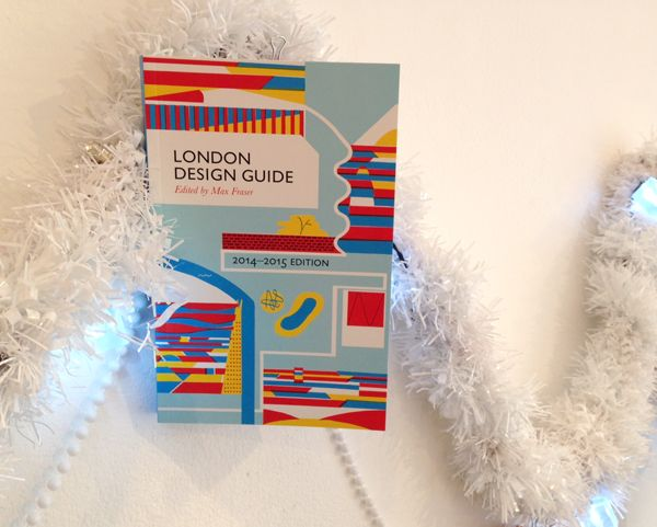 We have stocked up on The London Design Guide, Available in both Tracey Neuls shops for just £12.