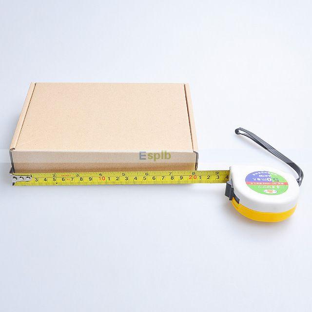20 * 14.5 * 4 см T2 небольшой подарок крафт-бумаги упаковочной коробки ручной работы мыло маленький упаковки пищевых продуктов самолета бумажные коробки