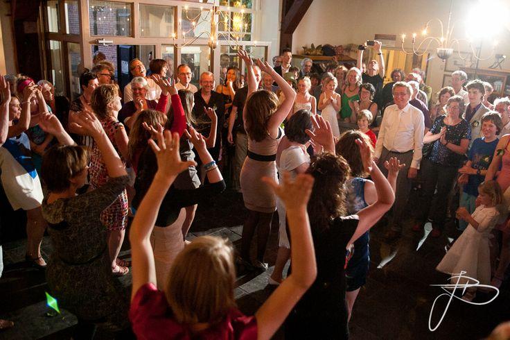 Trouwfeest in De Hemel   Commanderie Van St Jan in Nijmegen, Gelderland   restaurant De Hemel   foto: Jaap Baarends bruidsfotografie   www.jaapbaarends.nl