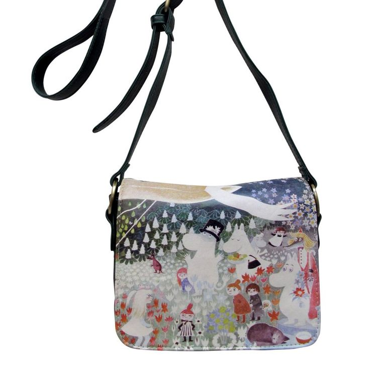 #Moomin Dangerous Journey Handbag by Disaster Designs, I am definitely buying this once I'm paid <3