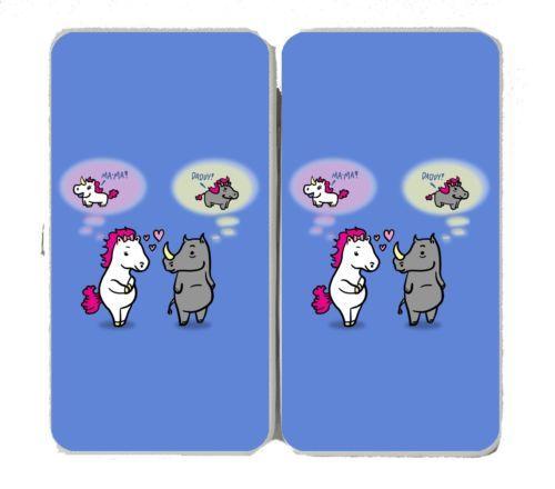 UniRhino-Funny-Horse-Rhino-Unicorn-Humor-Womens-Taiga-Hinge-Wallet-Clutch