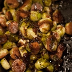Paleo Braised Brussel Sprouts by Matthewspuzzle   CLEAN EATING ...