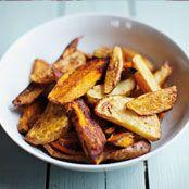 Jamie's Potato Wedges recipe