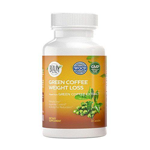 Green Coffee Bean Weight Loss Appetite Suppressant Diet Pills Fat