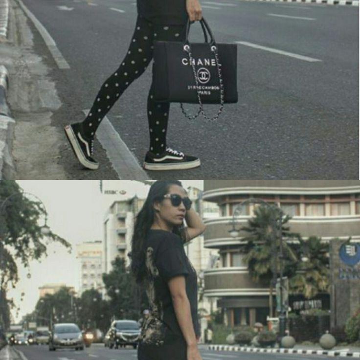 Chanel vs Vans