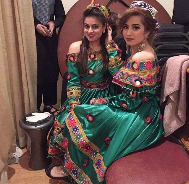 #afghan #style #dress