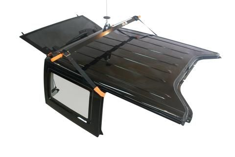 J-BARR: Jeep Wrangler Hardtop Removal Hoist Systems (Fit 2007 to Current. Both 2-Door and 4-Door Models)