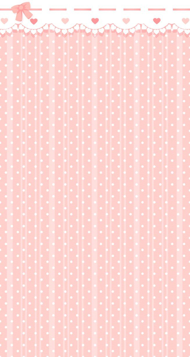 FREE Custom Box Background ~ Pink Polka Dots by Riftress on DeviantArt