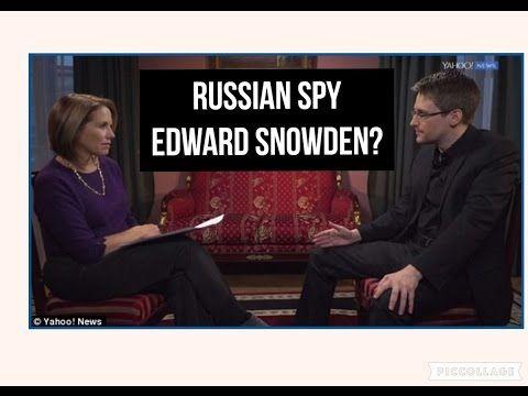 Edward Snowden The Russian Spy?  Body Language