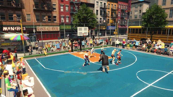 3on3 FreeStyle - Basketball. #3on3FreeStyle #Basketball #Basket #Baloncesto #Sports #SportsGames #Games #VideoGames #JoyCity